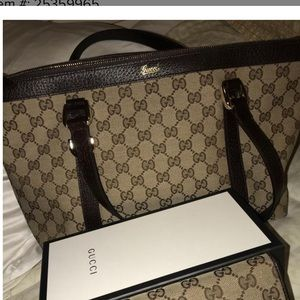 Gucci tote new with tags